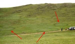 krugi na poljach